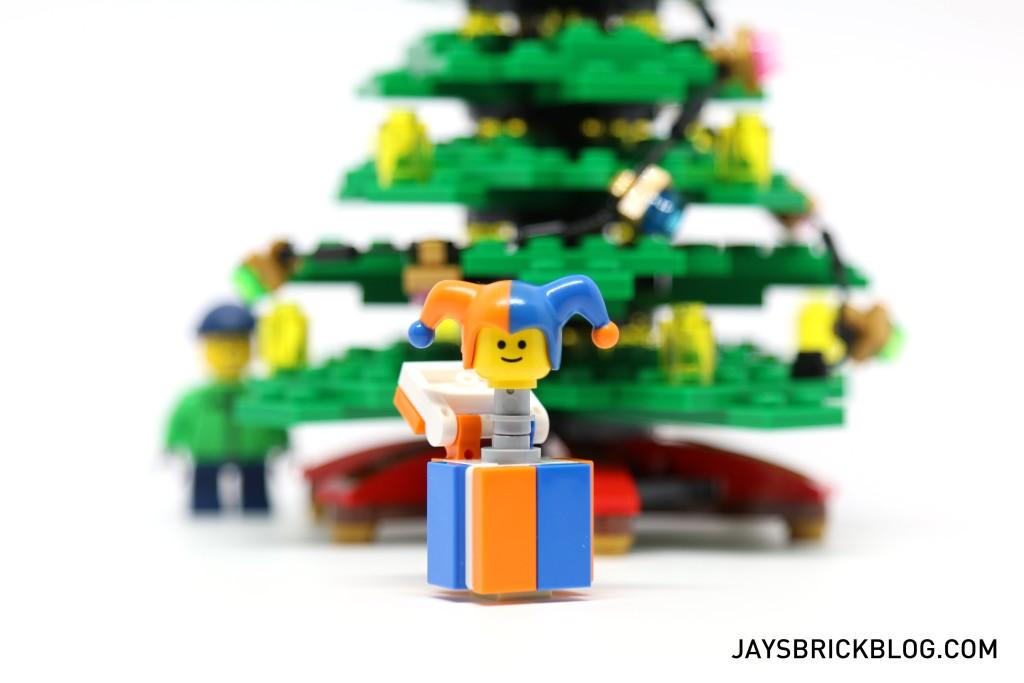 LEGO 10249 Winter Village Toy Shop - LEGO Jack In A Box