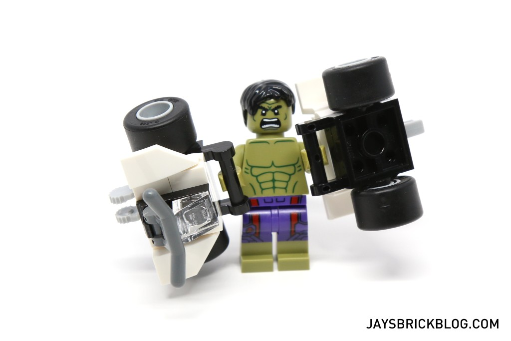 LEGO 5003084 The Hulk Polybag 2015 - Breaking Apart Buggy