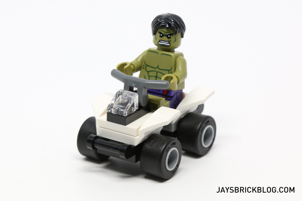 LEGO 5003084 The Hulk Polybag 2015 - Buggy