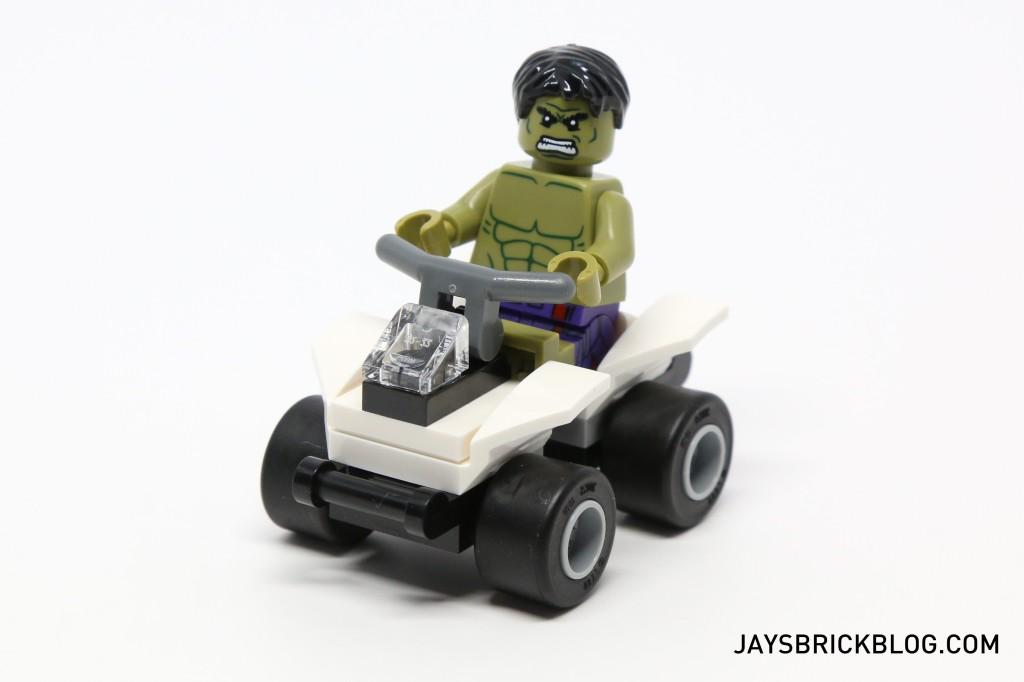 LEGO 5003084 The Hulk Polybag 2015 - Buggy