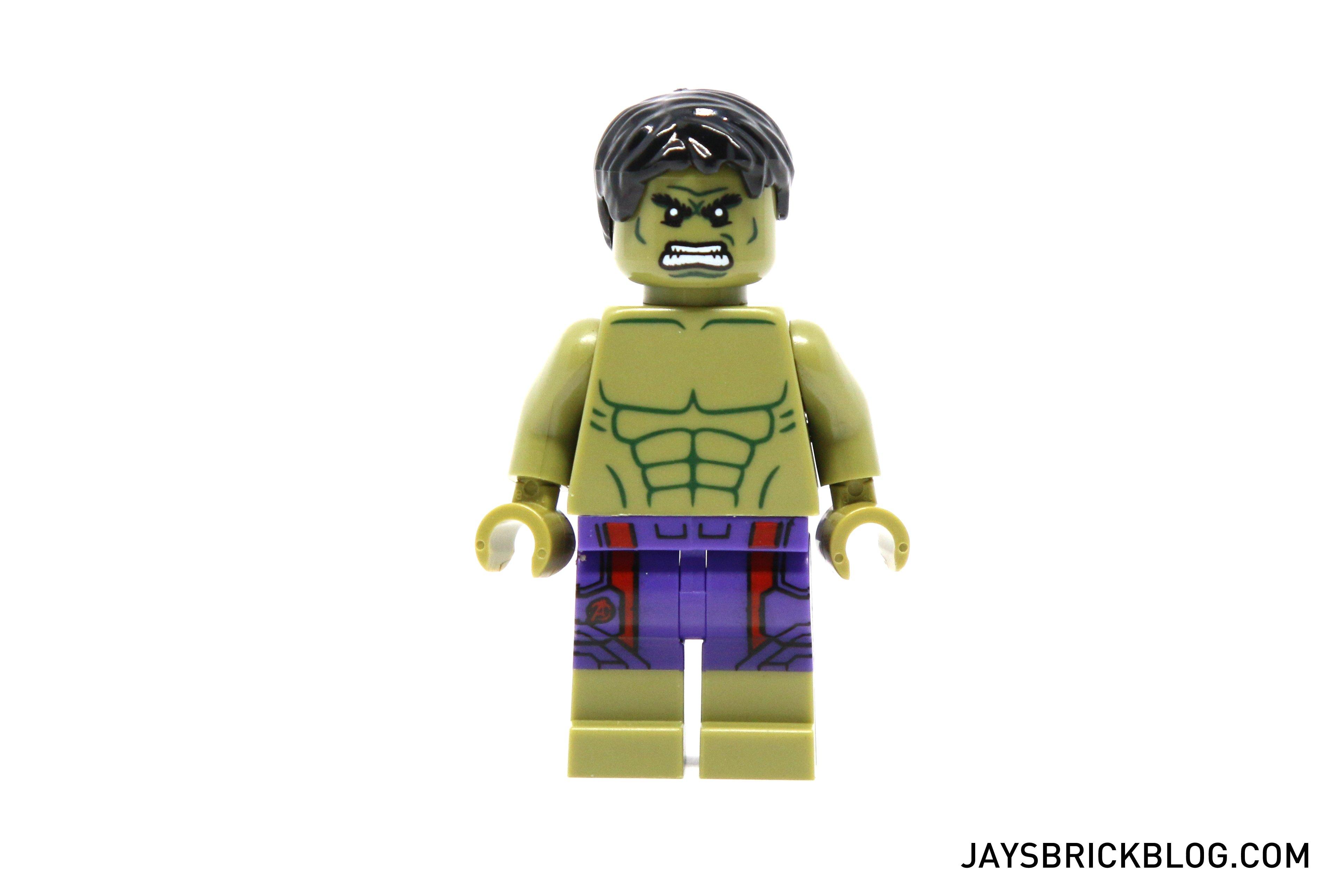LEGO Marvel Superheroes: The Hulk Buster Smash (76031) Set 2015 ...