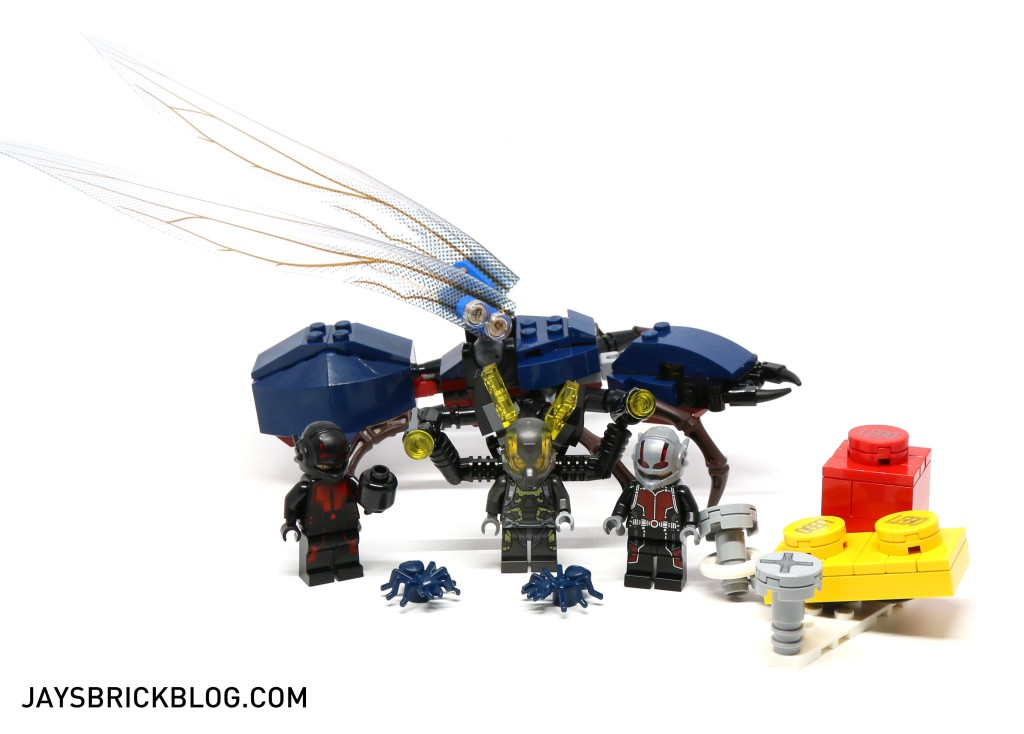 LEGO 76039 Ant-Man Final Battle