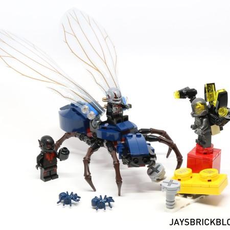 LEGO 76039 Ant-Man Final Battle 2