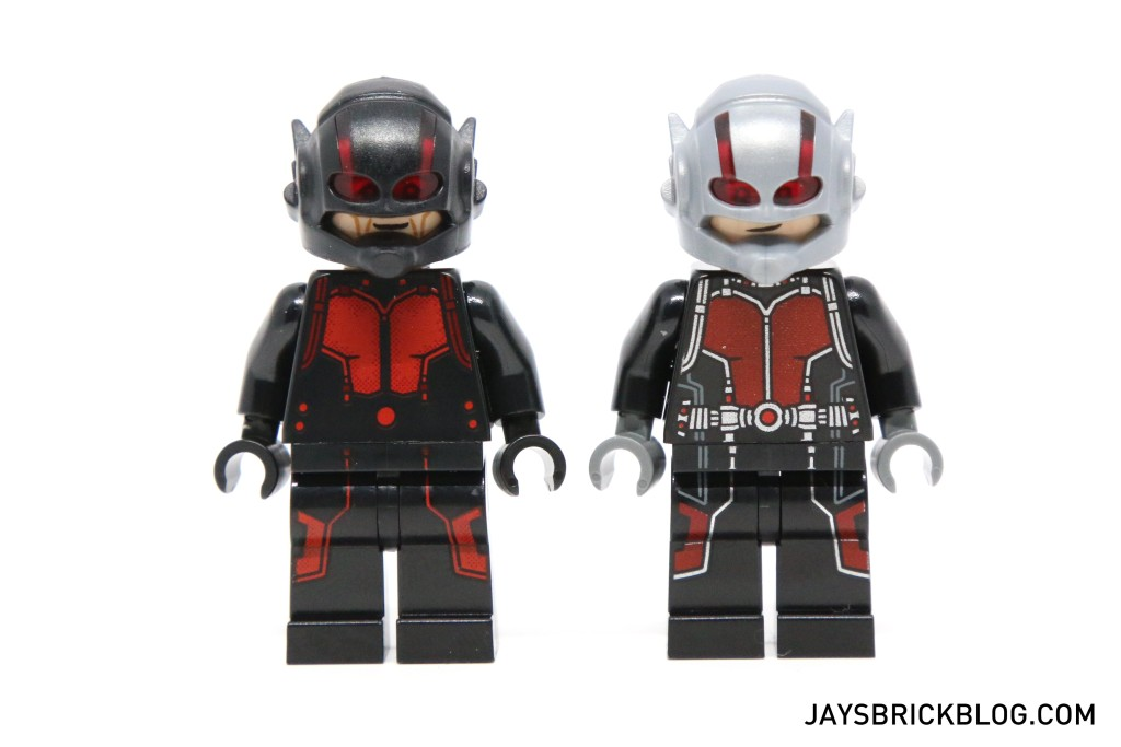 LEGO 76039 Ant-Man Final Battle - Ant-Man and Hank Pym Minifigures