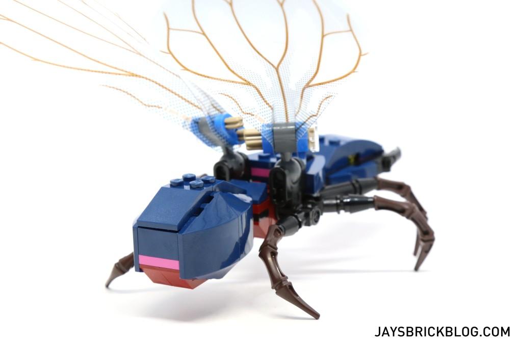 LEGO 76039 Ant-Man Final Battle - Antony Back