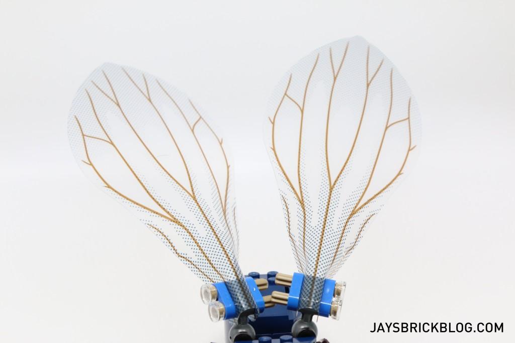 LEGO 76039 Ant-Man Final Battle - Antony Wings