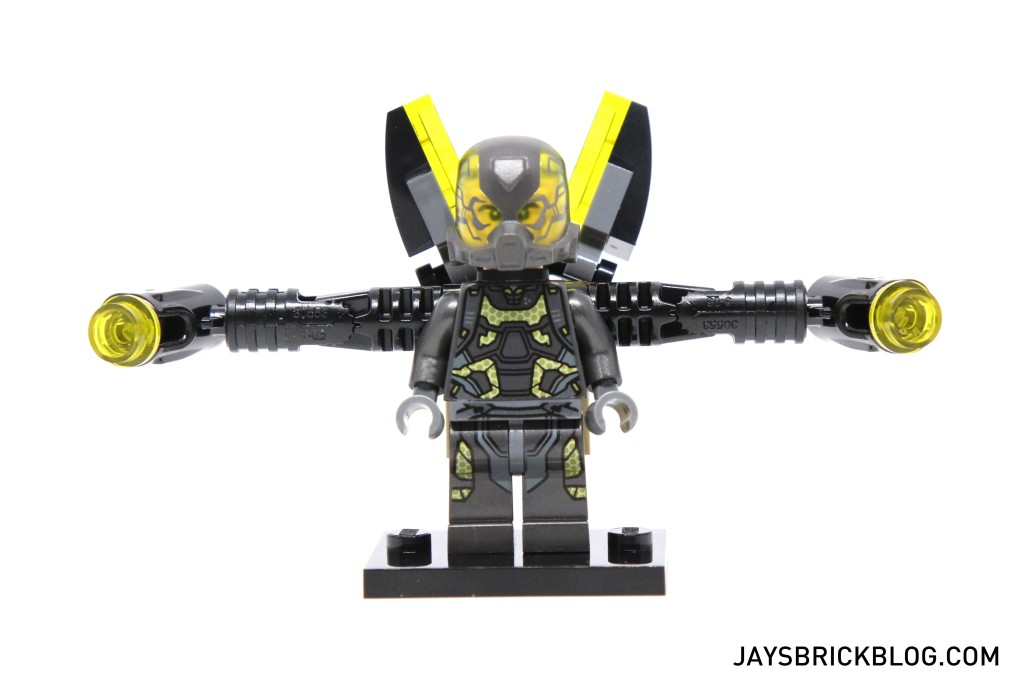 LEGO 76039 Ant-Man Final Battle - Yellow Jacket Minifigure
