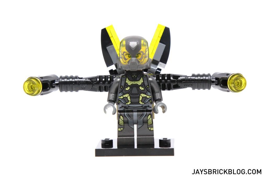 LEGO 76039 Ant-Man Final Battle - Yellow Jacket Minifigure