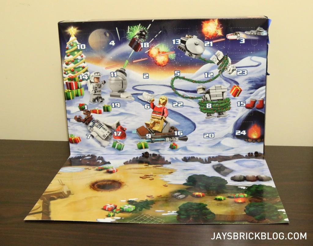 LEGO Star Wars Advent Calendar 2015 - Playmat