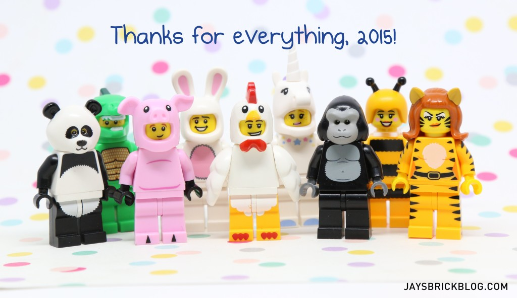 2015 Year In Review - Jay's Brick Blog