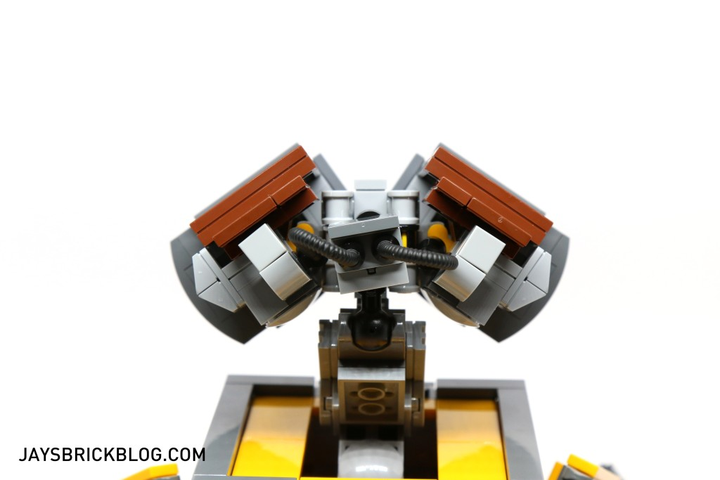 LEGO 21303 Wall-E -Back View Head