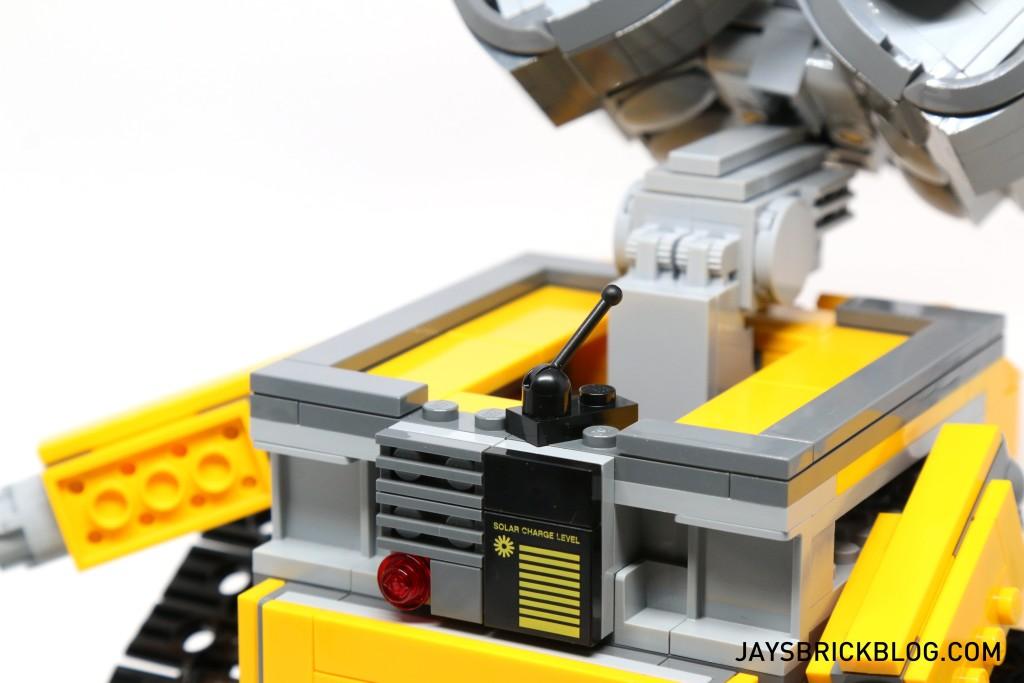 LEGO 21303 Wall-E - Cockroach
