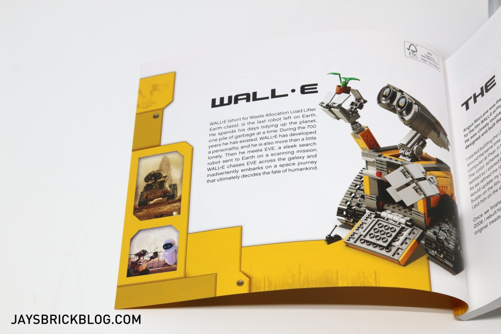 LEGO 21303 Wall-E -Introduction