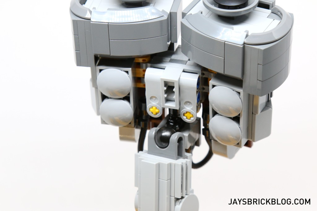 LEGO 21303 Wall-E -New Neck Fix Parts
