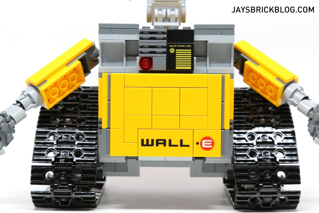 LEGO 21303 Wall-E -Trash Compartment