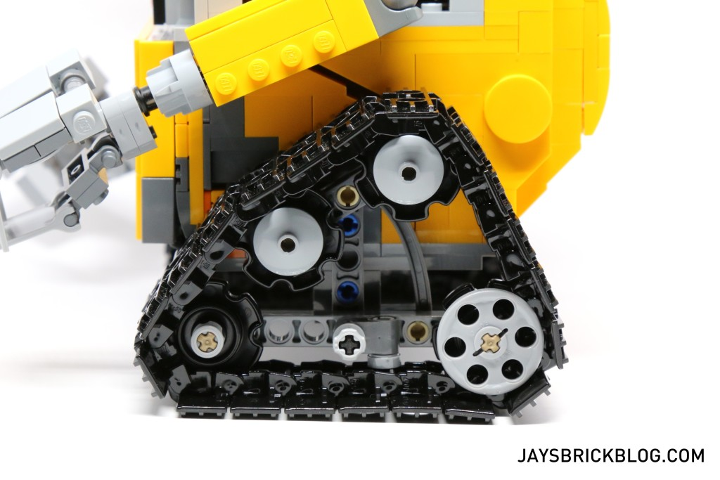LEGO 21303 Wall-E -Wheel Threads