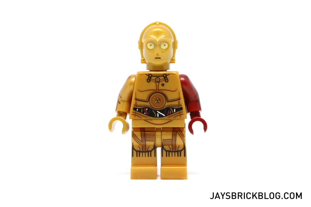 LEGO 5002948 C-3PO Force Awakens - C3PO Minifigure