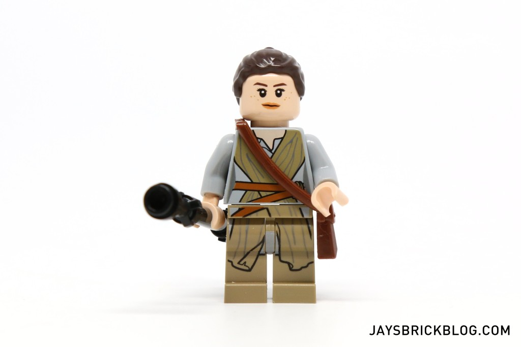 LEGO 75099 Rey's Speeder - Rey Minifigure