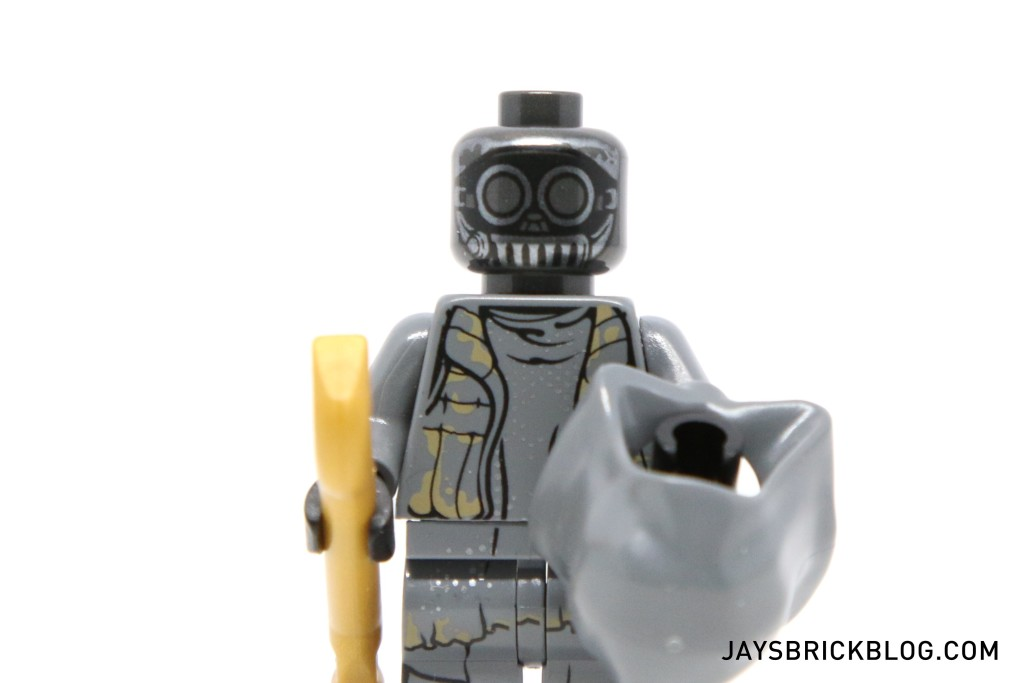 LEGO 75099 Rey's Speeder - Unkar's Thug Face