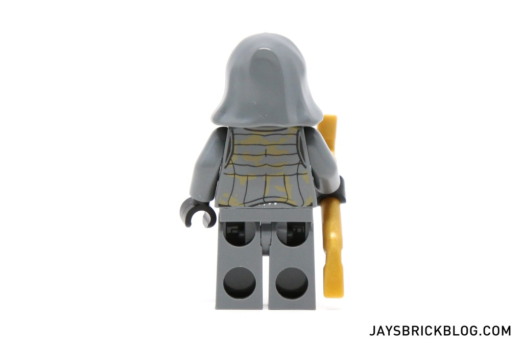 LEGO 75099 Rey's Speeder - Unkar's Thug Minifigure Back Printing