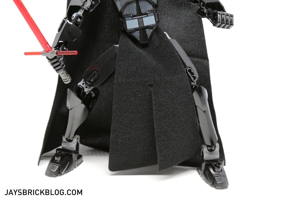 LEGO 75117 Kylo Ren - Legs