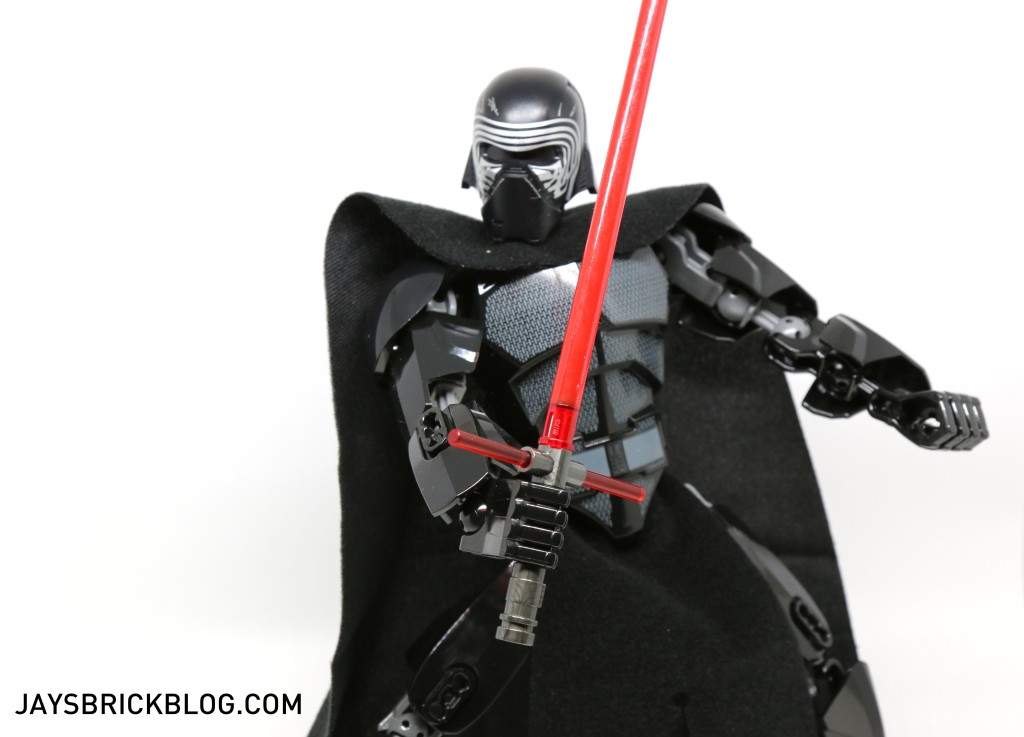 Review: LEGO 75117 – Kylo Ren