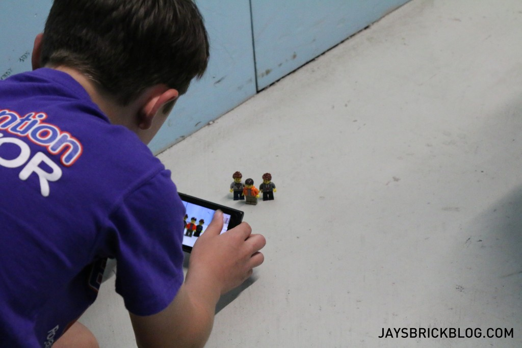 LEGO Brickstameet Fed Square - Instagrammers At Work 2