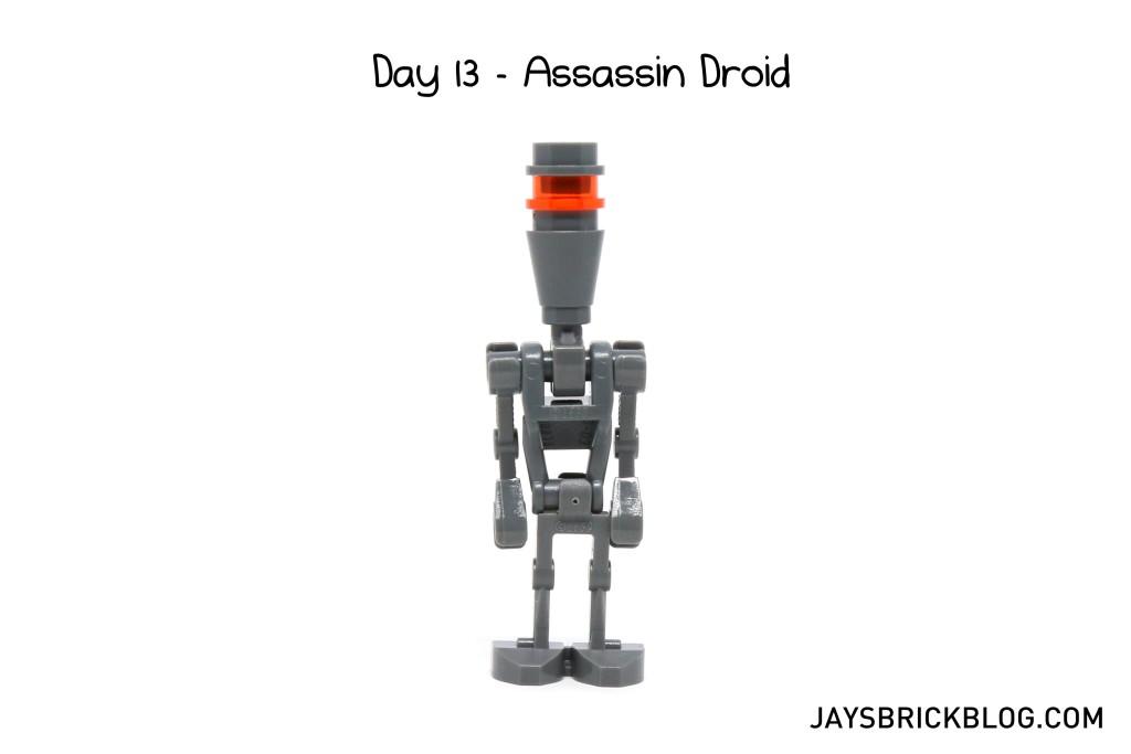 LEGO Star Wars Advent Calendar 2015 Day 13 - Assassin Droid