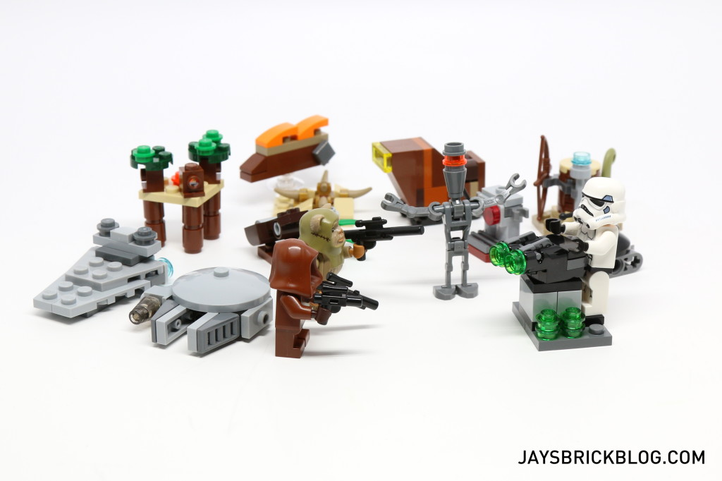 LEGO Star Wars Advent Calendar 2015 Day 15 So Far