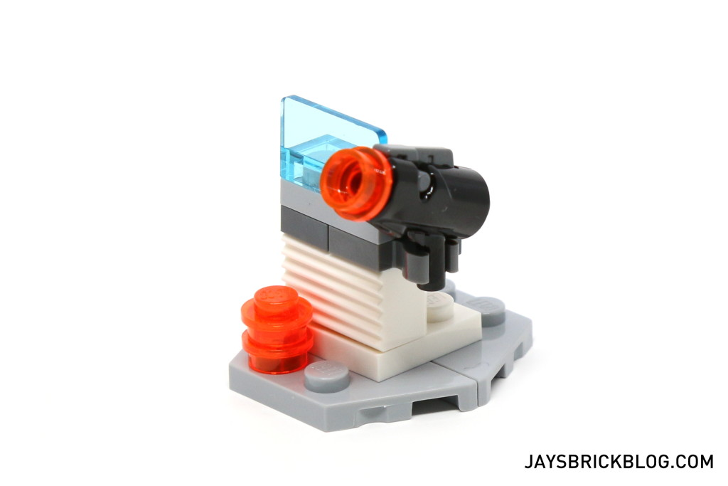 LEGO Star Wars Advent Calendar 2015 Day 21 - Weapons Console Alternate View