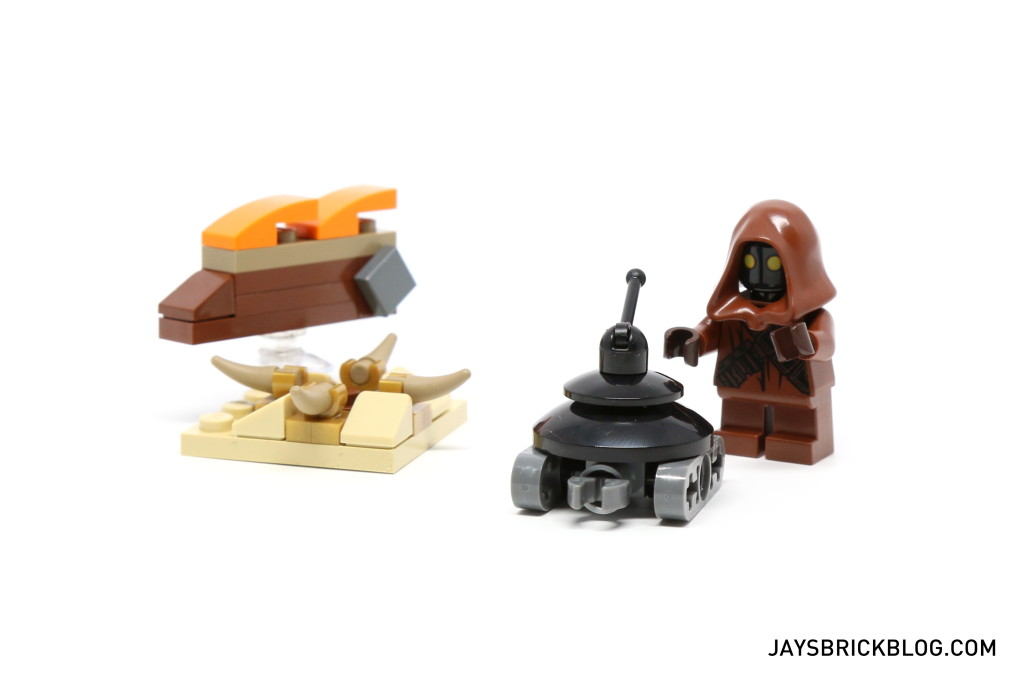 LEGO Star Wars Advent Calendar 2015 Day 4 So Far