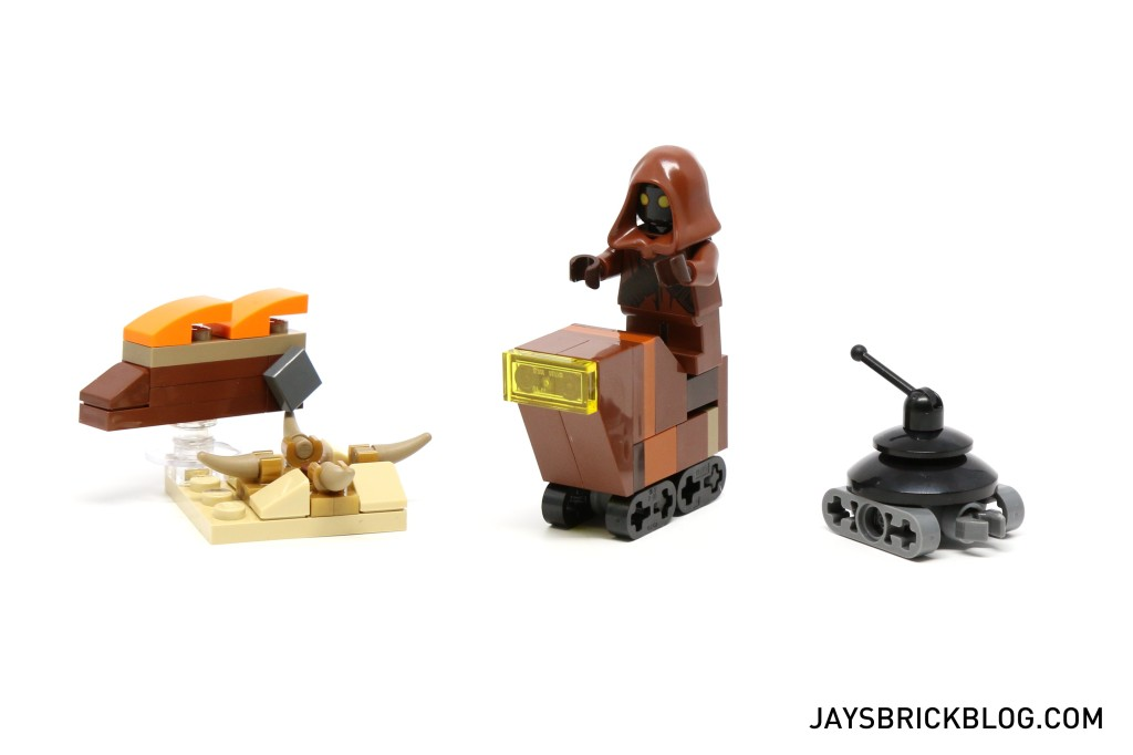 LEGO Star Wars Advent Calendar 2015 Day 5 So Far