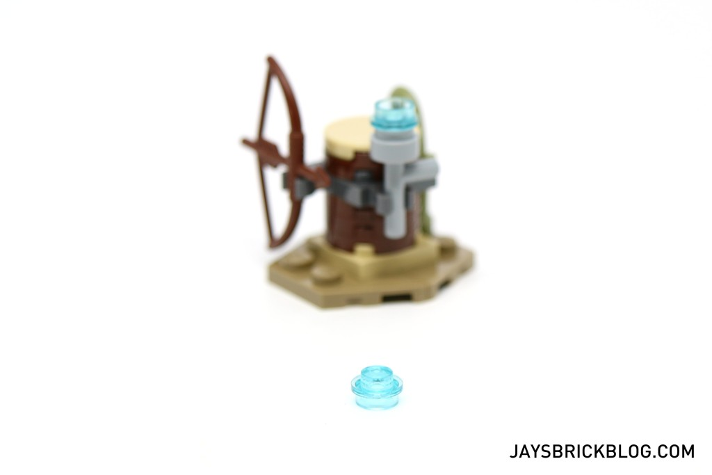 LEGO Star Wars Advent Calendar 2015 Day 6 Weapons Rack Spare Parts