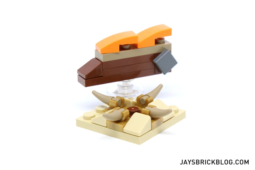 LEGO Star Wars Advent Calendar 2015 - Sarlacc and Sail Barge