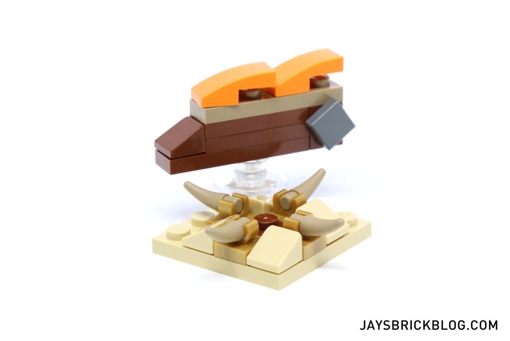 LEGO Star Wars Advent Calendar 2015 - Sarlacc and Sail Barge