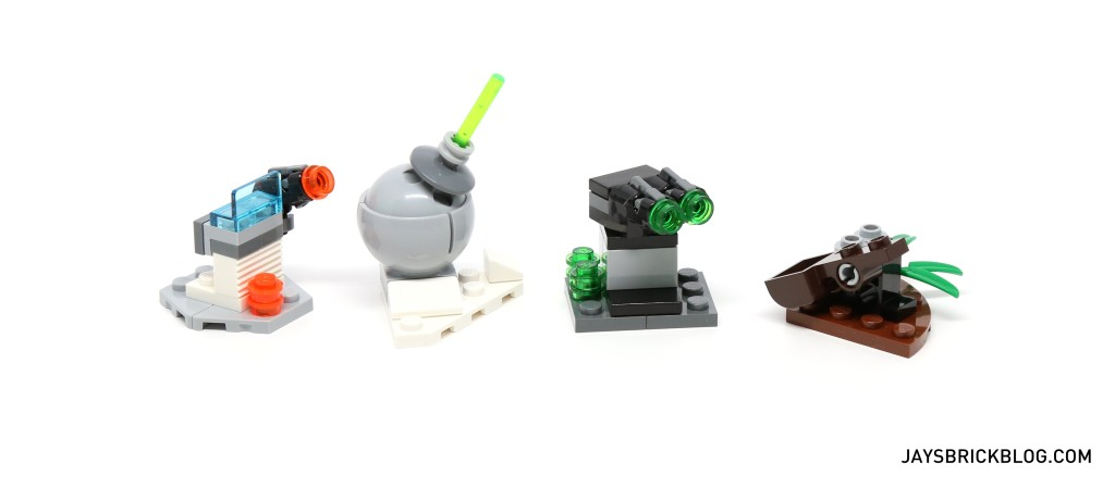LEGO Star Wars Advent Calendar 2015 - Turrets and Lasers