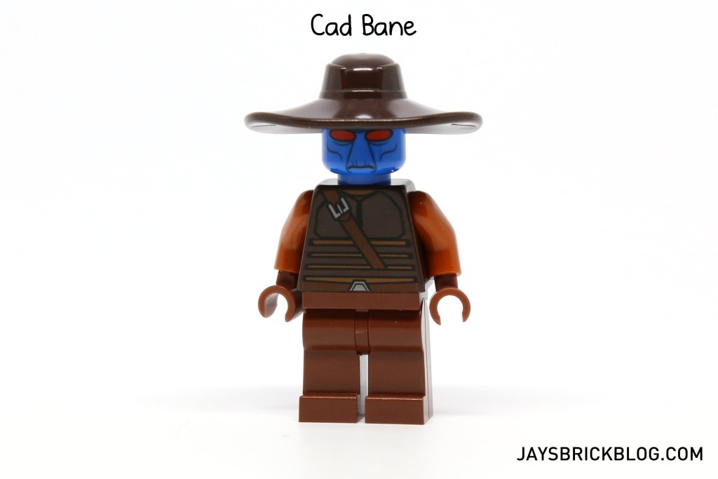 MinifigPak December - Star Wars Cad Bane Minifigure