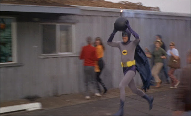 1960s Batman Bomb Run