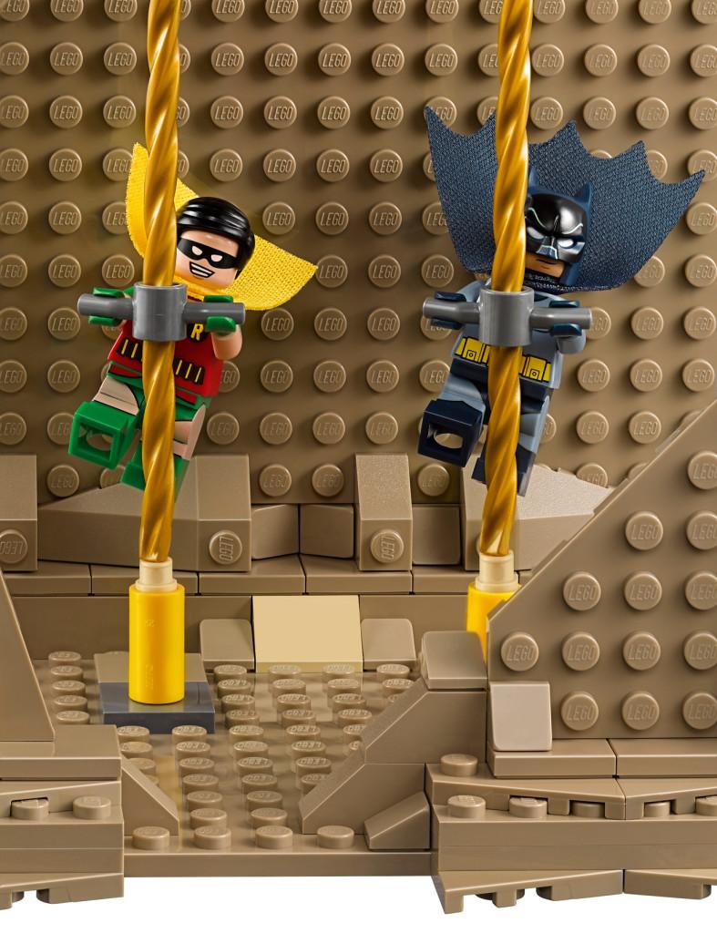Batman Classic TV Series Batcave - Pole Slide