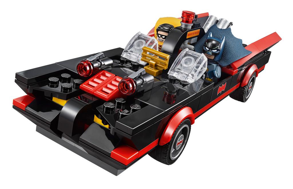 Batman Classic TV Series Batcave - Retro Mobile