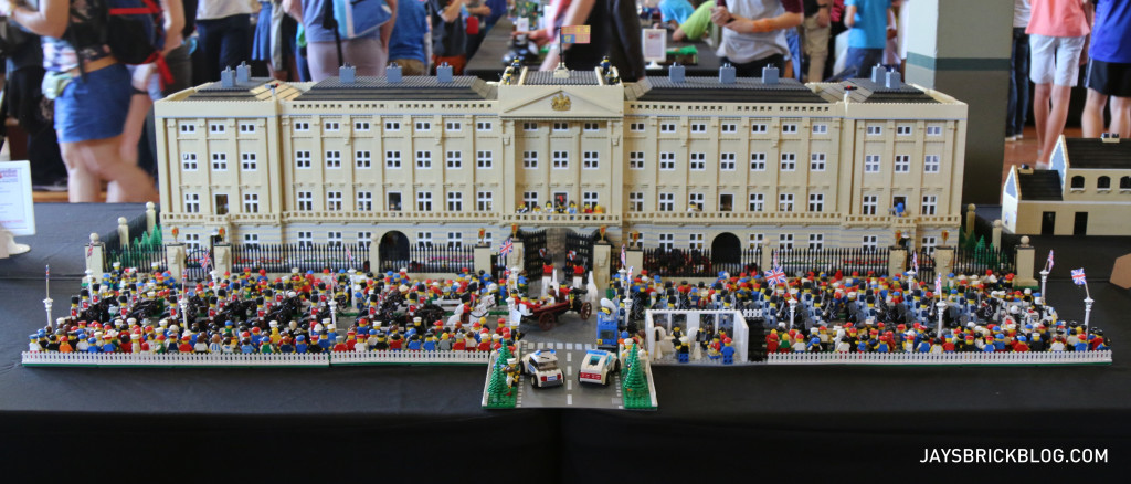 Brickvention 2016 - Buckingham Palace by Andrew Dawson