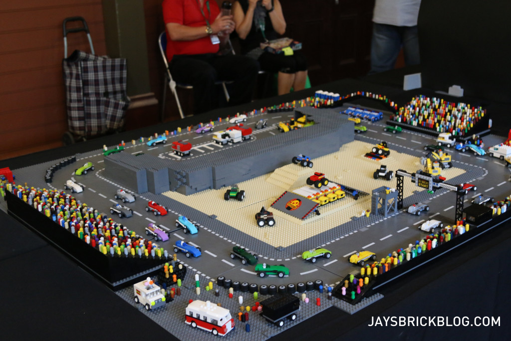 F1 Race Track by Hayden
