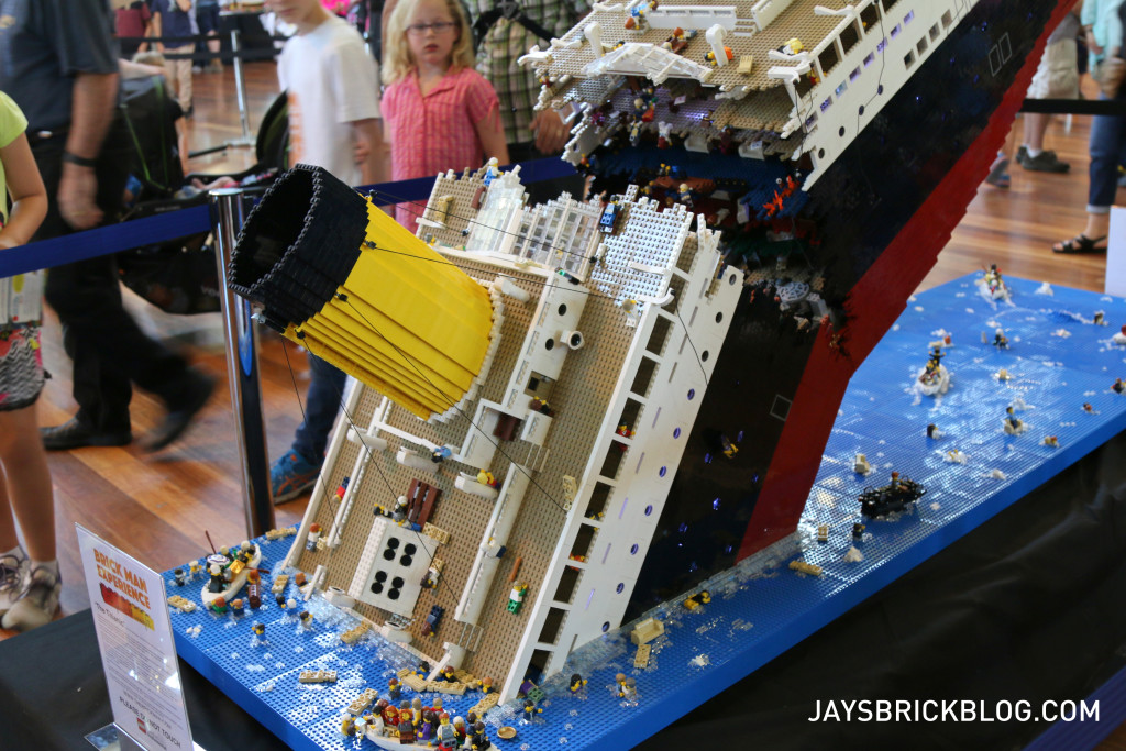 Brickvention 2016 - The Titianic by Ryan McNaught 3