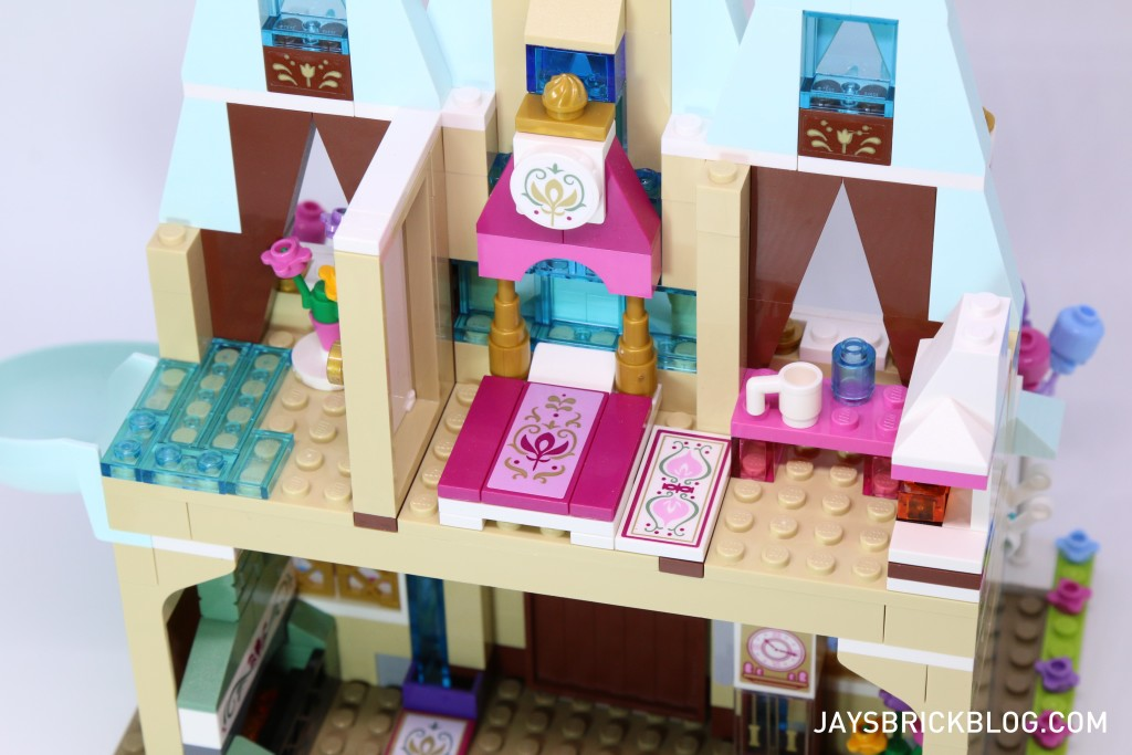 LEGO 41068 Frozen Arendelle Castle Celebration - Bedroom