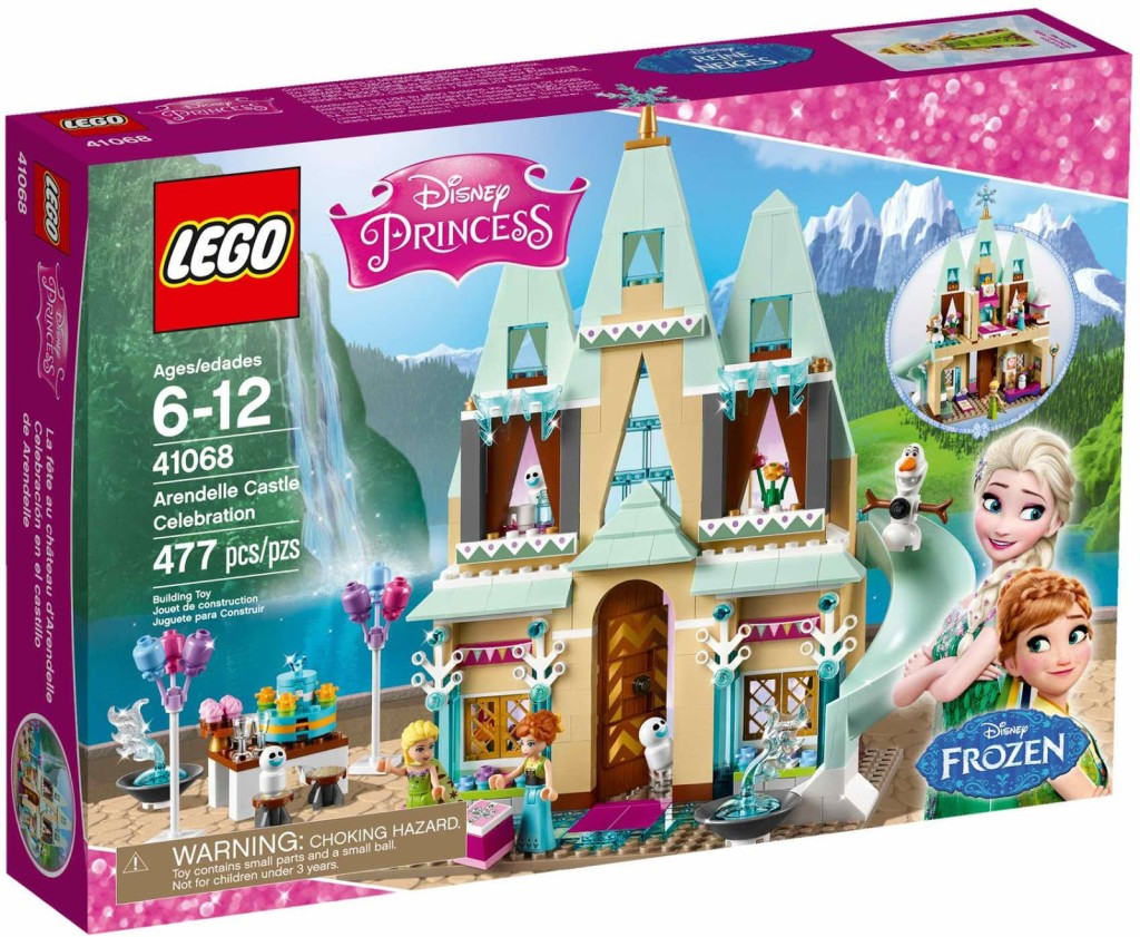 LEGO 41068 Frozen Arendelle Castle Celebration - Box