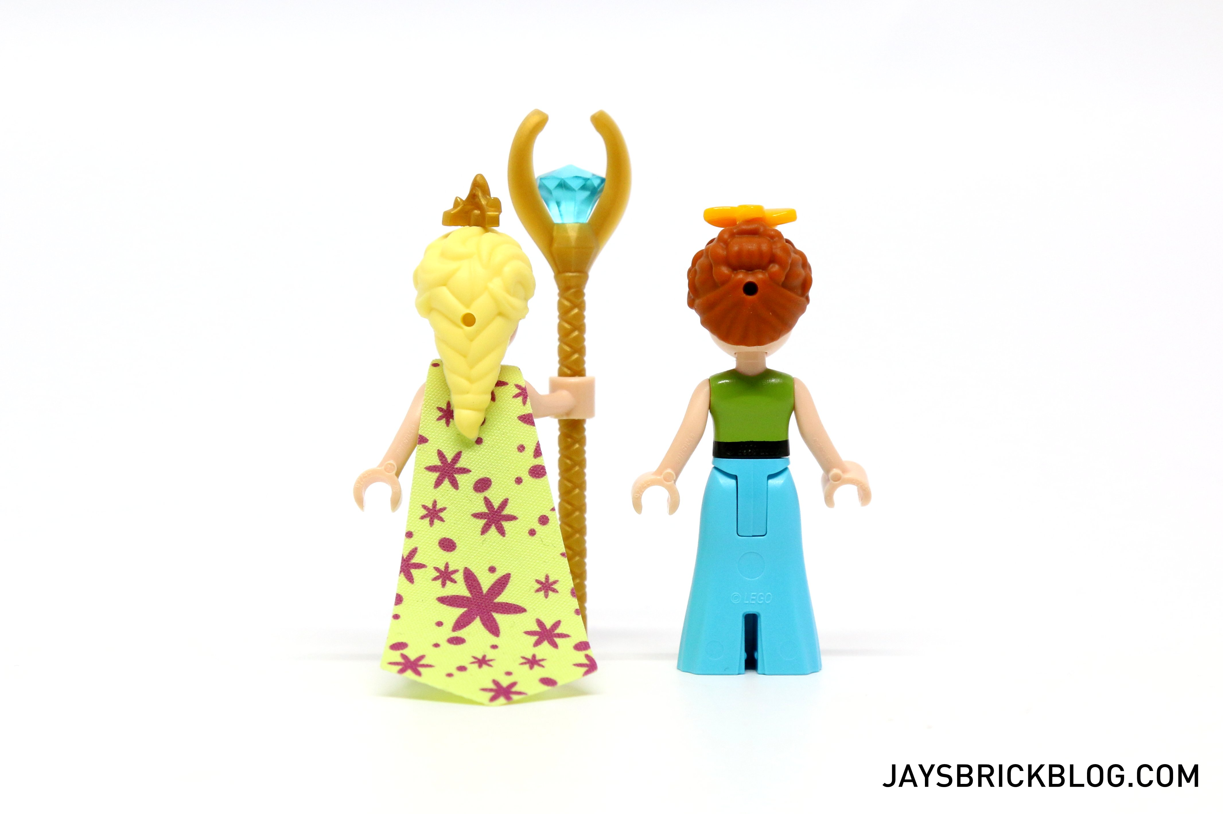 Review Lego 41068 Arendelle Castle Celebration Jays Brick Blog
