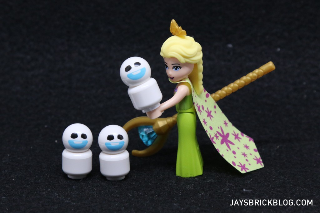 LEGO 41068 Frozen Arendelle Castle Celebration - Elsa and Snowgies