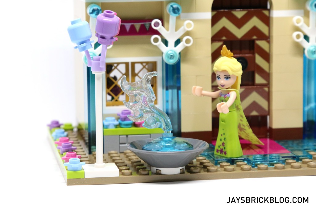LEGO 41068 Frozen Arendelle Castle Celebration - Frozen Fountain Sculpture