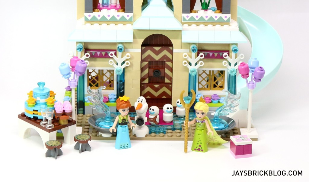 Review: LEGO 41068 Arendelle Castle Celebration