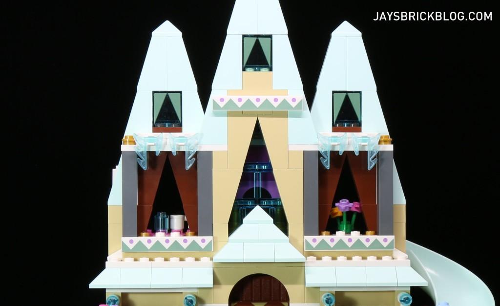 LEGO 41068 Frozen Arendelle Castle Celebration - Roof and Printed Tiles